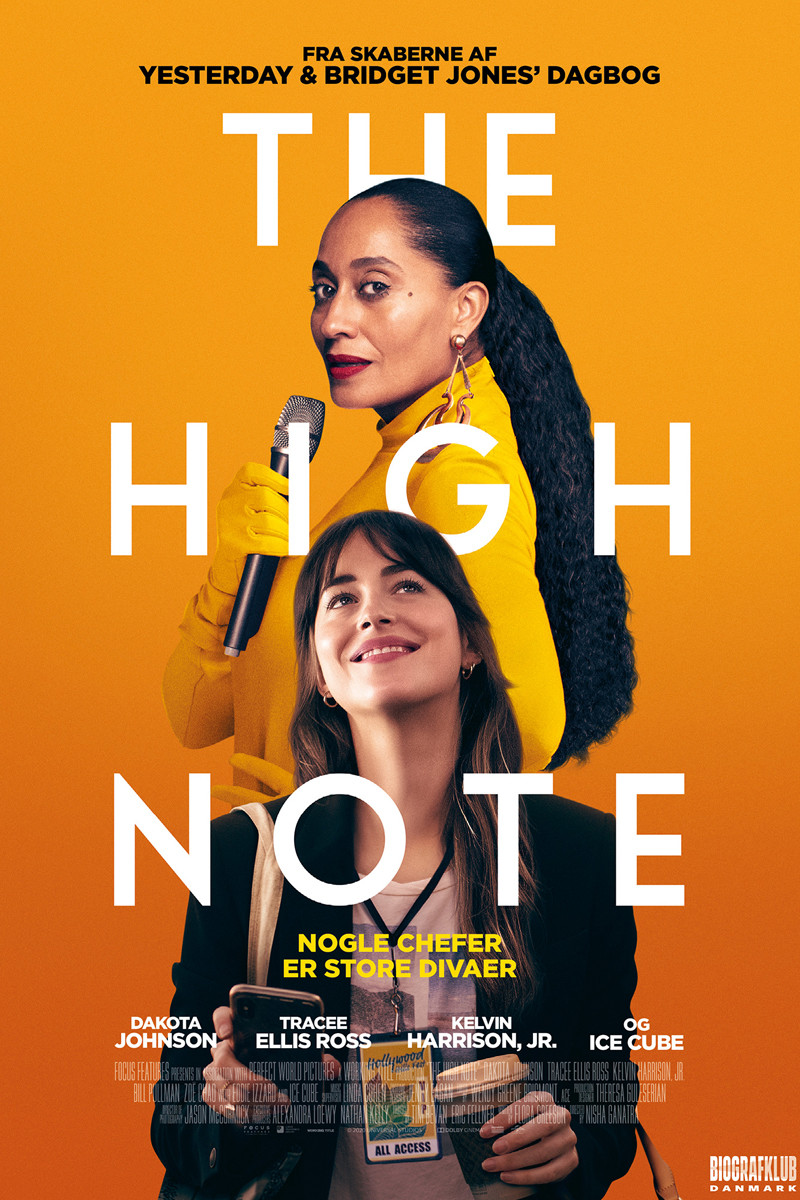 The High Note - 2D